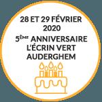 5ème anniversaire Résidence Auderghem