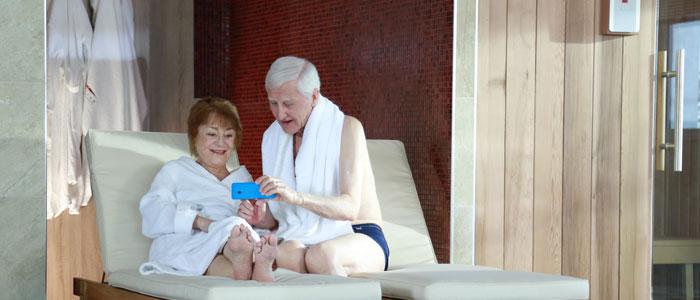 Des seniors connectés !