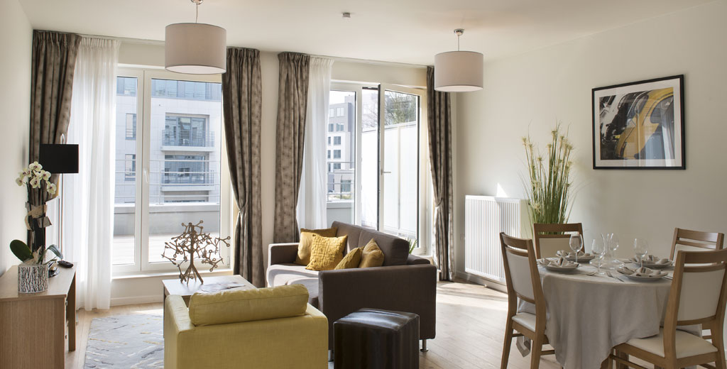 Résidence services : emménager avec ses meubles ?