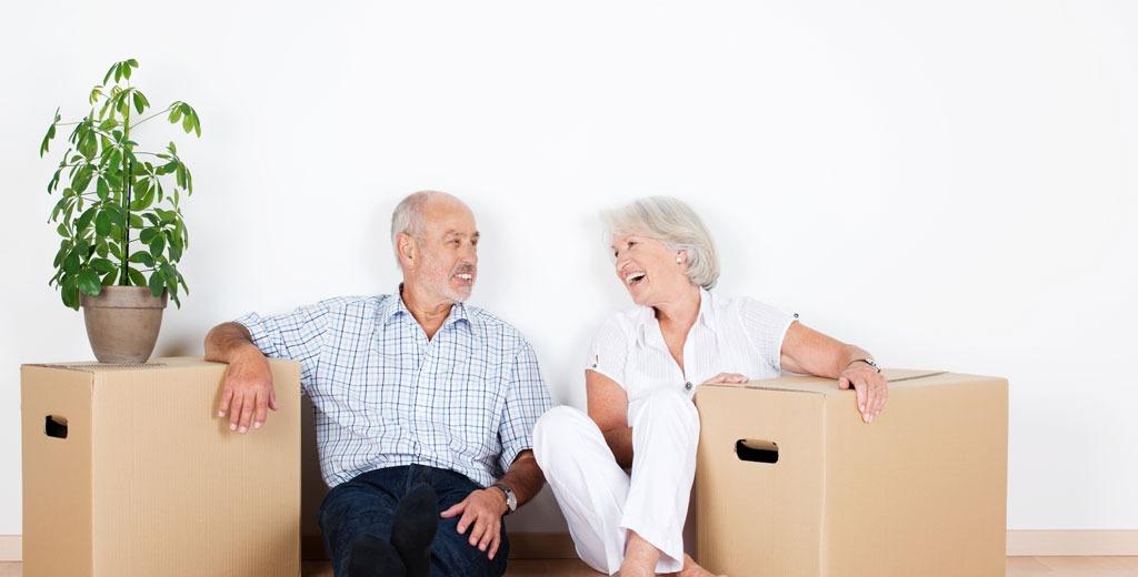 Vijf redenen om als senior te verhuizen