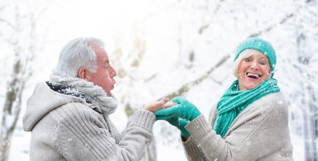 Laat de winter uw humeur niet bevriezen!