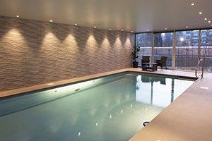 Résidence Auderghem piscine