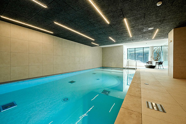 Piscine Anvers